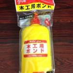 100円ショップ日用大工・作業用品の木工用ボンド