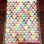 100円ショップ手芸品・クラフト用品のクラフトクリアーBAG M4P