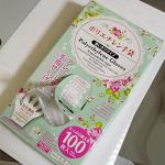 100円ショップ日用大工・作業用品のポリエチレン手袋