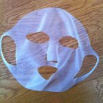 100円ショップ美容・コスメのシリコーン潤マスク