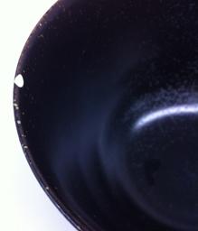 100均のお茶碗2種比較