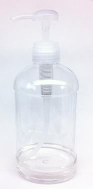 百均のシャンプーボトル