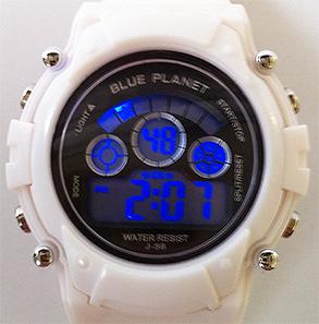 100均の腕時計