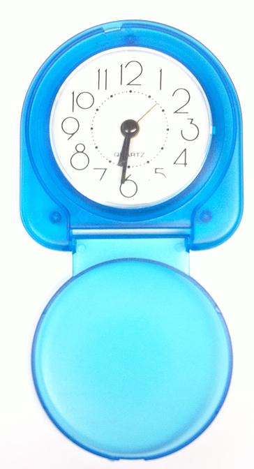 100円ショップの置き時計