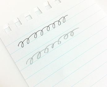 100円ショップの撥水メモ帳
