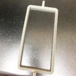 100円ショップキッチンのシリコンクッキング リング 角型